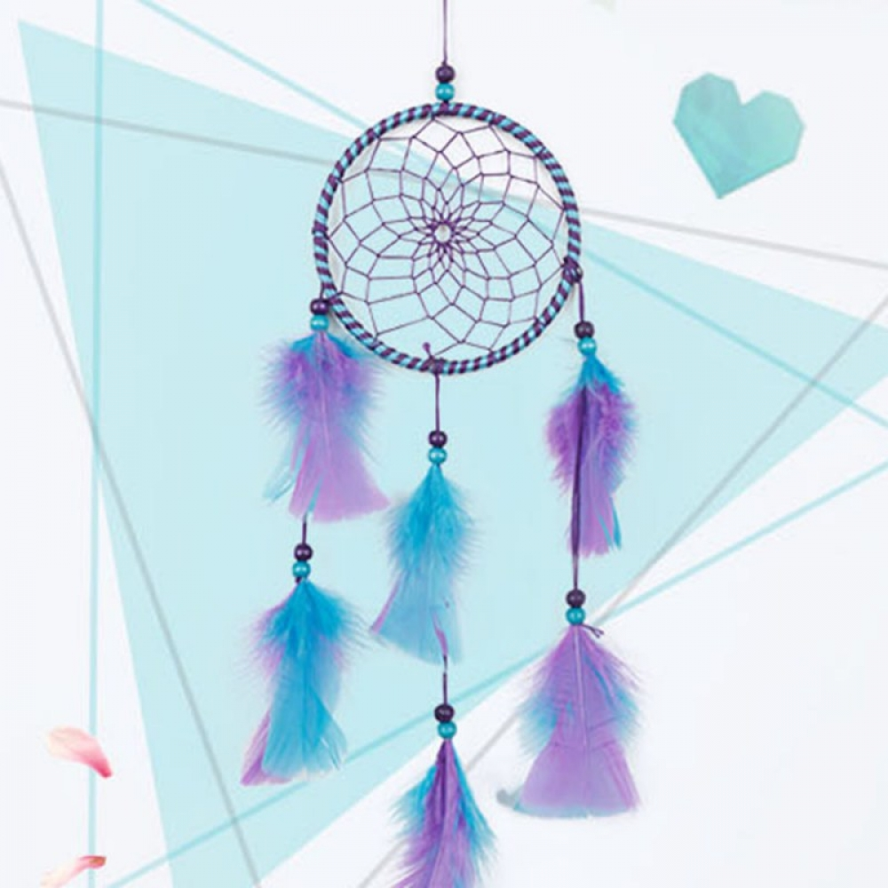 #decor #architecture Baby's Magic Feathers Colorful Dreamcatcher pic.twitter.com/kNKaQYqsDe