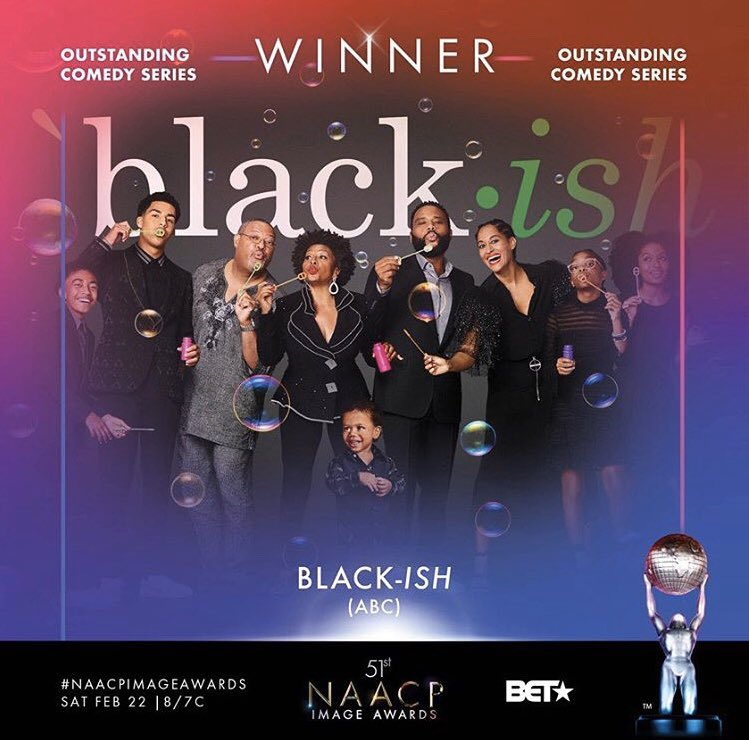 6 SEASONS OF #BLACKISH Thank you errrrbody for your love and support of the show.♥️ * * * #Blackish #BlackishSeason6 #ABC #RubyJohnson #NAACP #NAACPImageAwards #JeniferLewis #TheMotherOfBlackHollywood #InTheseStreets