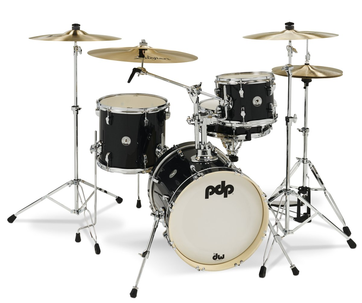 PDP New Yorker Kits exhibit warm, full tones, courtesy of their all-poplar shells. The low-mass, Teardrop Mini-Turret lugs help to make them lightweight and travel-friendly.<br>http://pic.twitter.com/8sNc4UUMqq