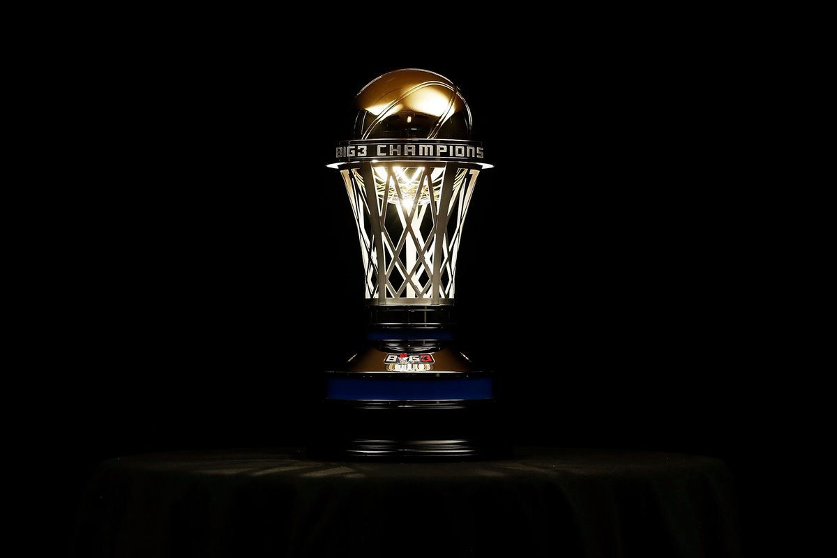 Did you know our Championship Trophy was proudly renamed The Julius Erving Championship Trophy? The Hall of Famer is personally responsible for elevating at least 3 professional basketball leagues to new heights – the ABA, NBA & BIG3.