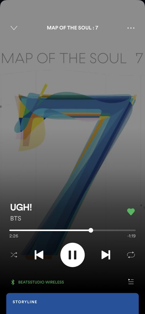 Best track to work out to! #MOTS7album #BTS @BTS_twtpic.twitter.com/UO7ZHVEBdn