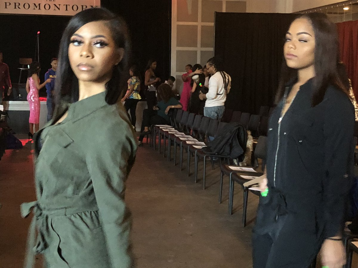 The 3rd Annual Black History Month College Scholarship Fashion Show. pic.twitter.com/Oxulh1q9aL
