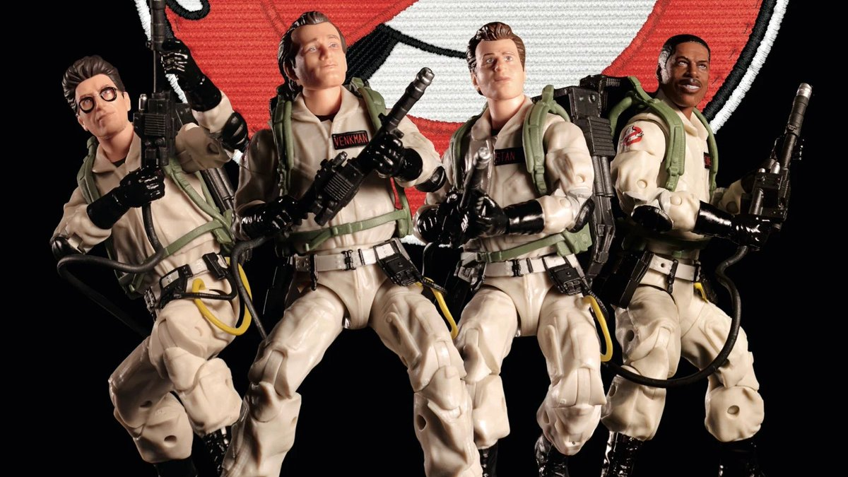 These are some of the best-looking Ghostbusters toys ever. https://t.co/EiLSFWvJSI https://t.co/LEzVFlU5V2