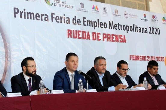 Toluca sede de la Primera Feria de Empleo Metropolitana 2020 #Economía https://lagazzettadf.com/noticia/2020/02/22/toluca-sede-de-la-primera-feria-de-empleo-metropolitana-2020/…