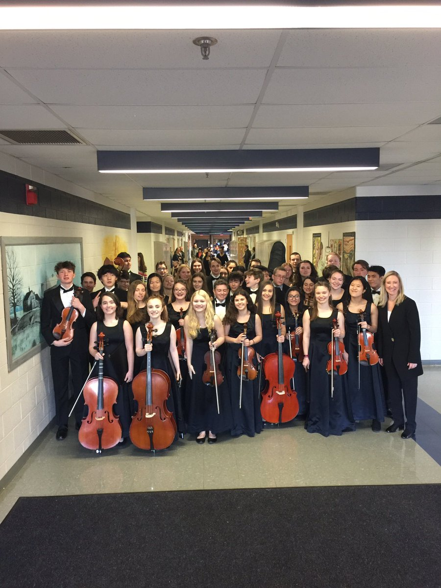"Congratulations to the High School Orchestra for their ""Superior"" performance at OMEA State Orchestra Contest today! Thanks @HudsonOrchestra for hosting! @CFMusicLovers @MonicaJAsherED #cfevsHOME #seniorgirls pic.twitter.com/8ijE8O0XZD"