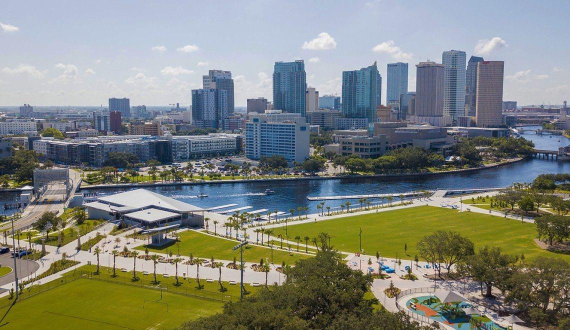 ☀️ + 🖼 + 🎨 + 🌴 + 🚣🏻 + 🚲 = #Tampa