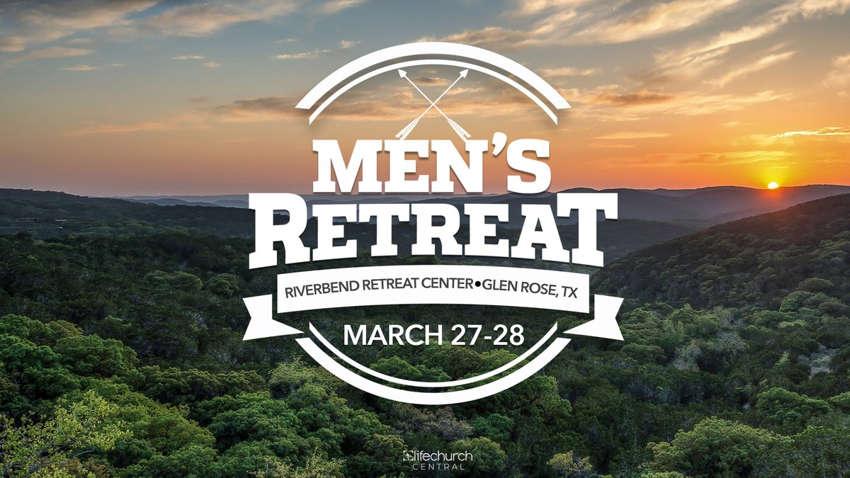Calling all MEN!!  The Men's Retreat is fast approaching! Sign up tomorrow at church or visit the link in bio today!   #LifeChurchCentral  #MensRetreat pic.twitter.com/rC42RHpgXx