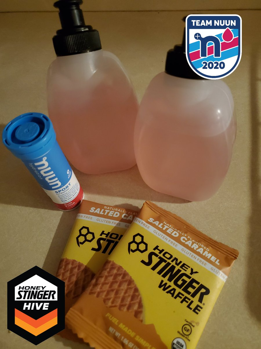 Today I ran 17 Miles completed/attempted 20 Obstacles completed 20 Burpees 120 Air Squats and 210 Alt Lunges.  Getting ready for the Spartan NJ Ultra in April.  #nuunlife #teamnuun #nuunlove #hshive #honeystinger #stingorbeestung #fuelmadesimple #sweetentheburn #Spartan<br>http://pic.twitter.com/cWVz6ySk5b