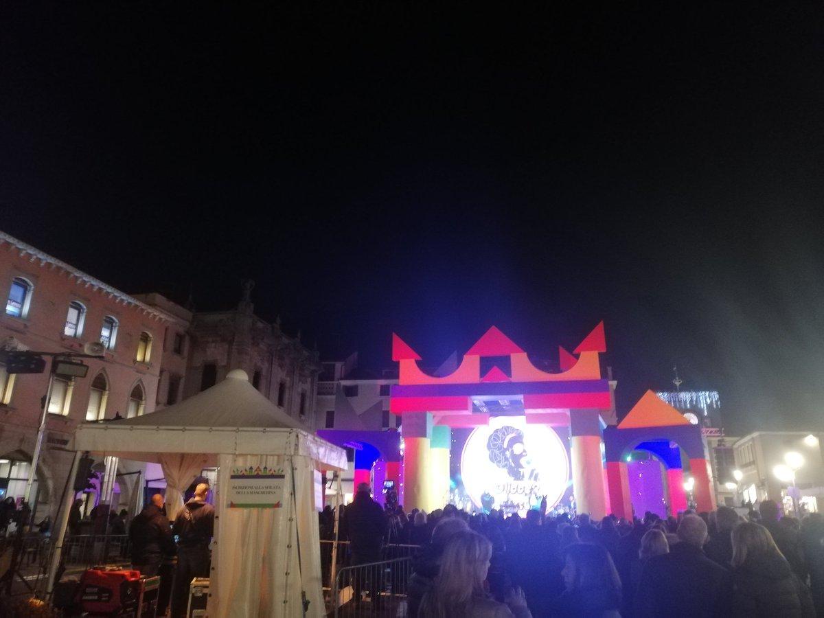#CarnevaleVenezia2020 | Una buona serata a tutti d...