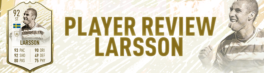 Prime Moments ICON Larsson has been reviewed by @IVIaeday #FIFA20 futbin.com/news/articles/…
