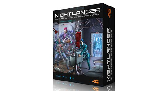 Join the Nightlancer launch event here to make sure you don't miss out on limited pledges!  https://buff.ly/2OWCXGC  #cyberpunk #scifi #dystopia #indiegame #indiedev #kickstarter #tabletopgame pic.twitter.com/v1RUCcseui