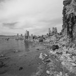 Image for the Tweet beginning: Scenery of Mono Lake &