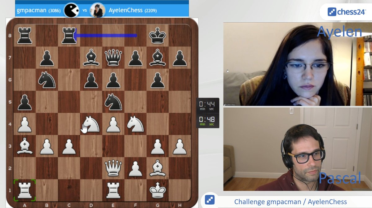 test Twitter Media - Pascal & Ayelen are playing and (trash-)talking to each other at the same time! https://t.co/mD5S6CV8Py  #c24live https://t.co/kUOfwh5vXj