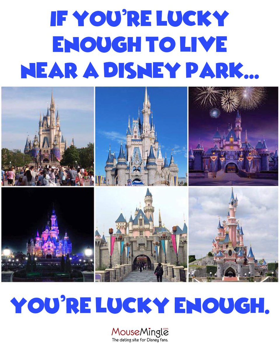 If you have someone loves Disney as much as you do, you're the luckiest of all. http://www.MouseMingle.com  #DisneyLove #DisneyLife #DisneyLifestyle #DisneyDating #Disney #DisneyParkspic.twitter.com/1fhFp37w2M