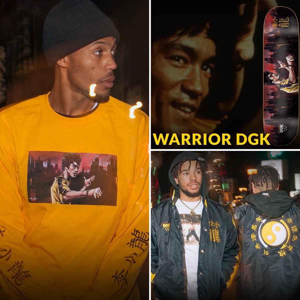 🐉⚡️Bruce Lee x DGK 🐉⚡️Flash Sale BL Store 🔗👉🏽 bit.ly/39UwJiK
