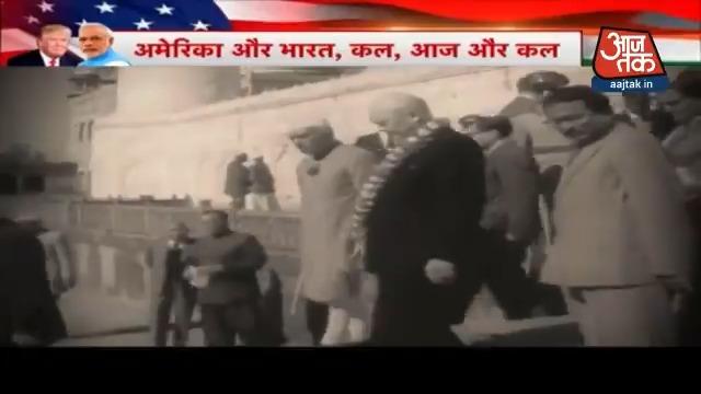 मोदी का मेहमान बनेगा ट्रंप परिवार #ATVideo @SwetaSinghAT अन्य वीडियो: http://m.aajtak.in/videos/