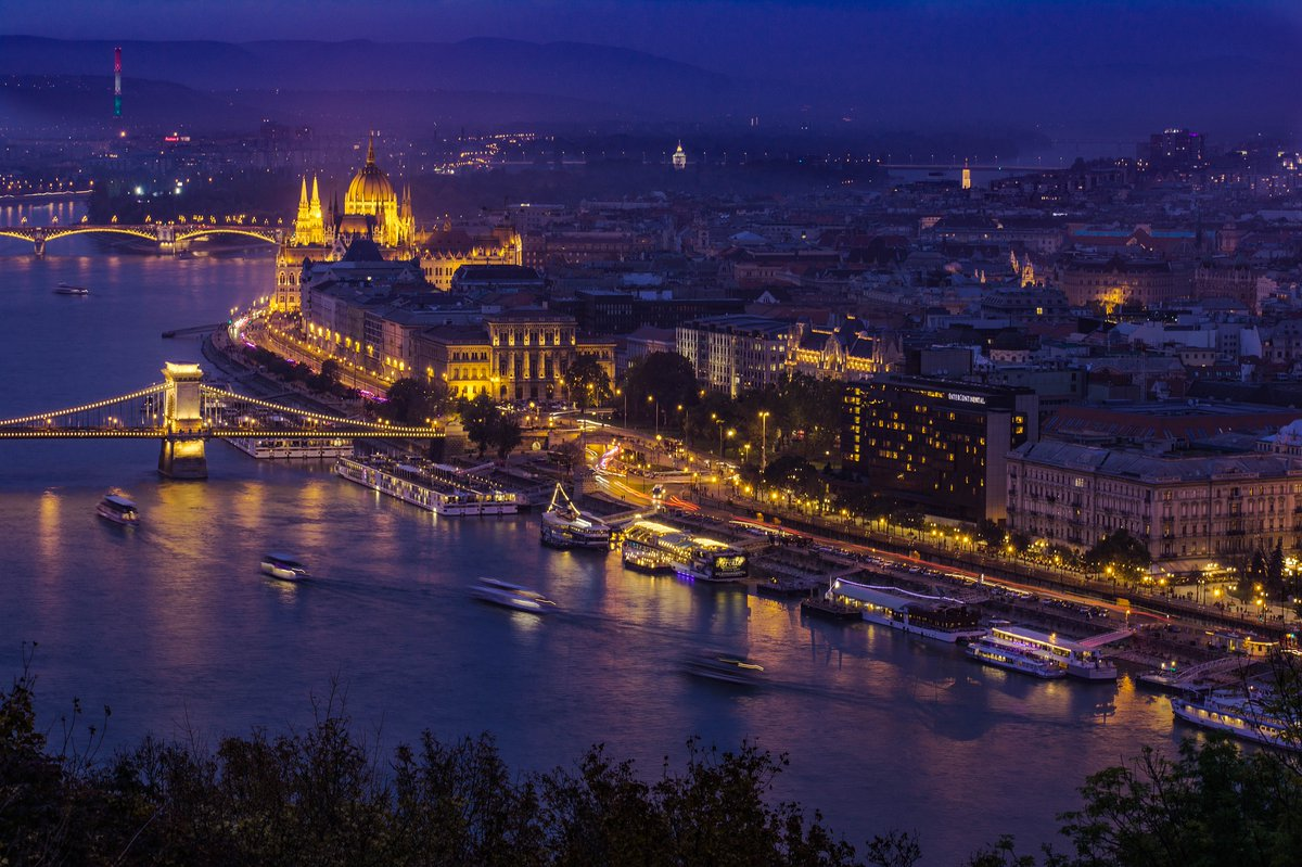 Budapest City Panorama Cityscape Magnificent view and Landscape Hungary Night I wish you a pleasant weekend my dear friends  <br>http://pic.twitter.com/72osx9lLtS