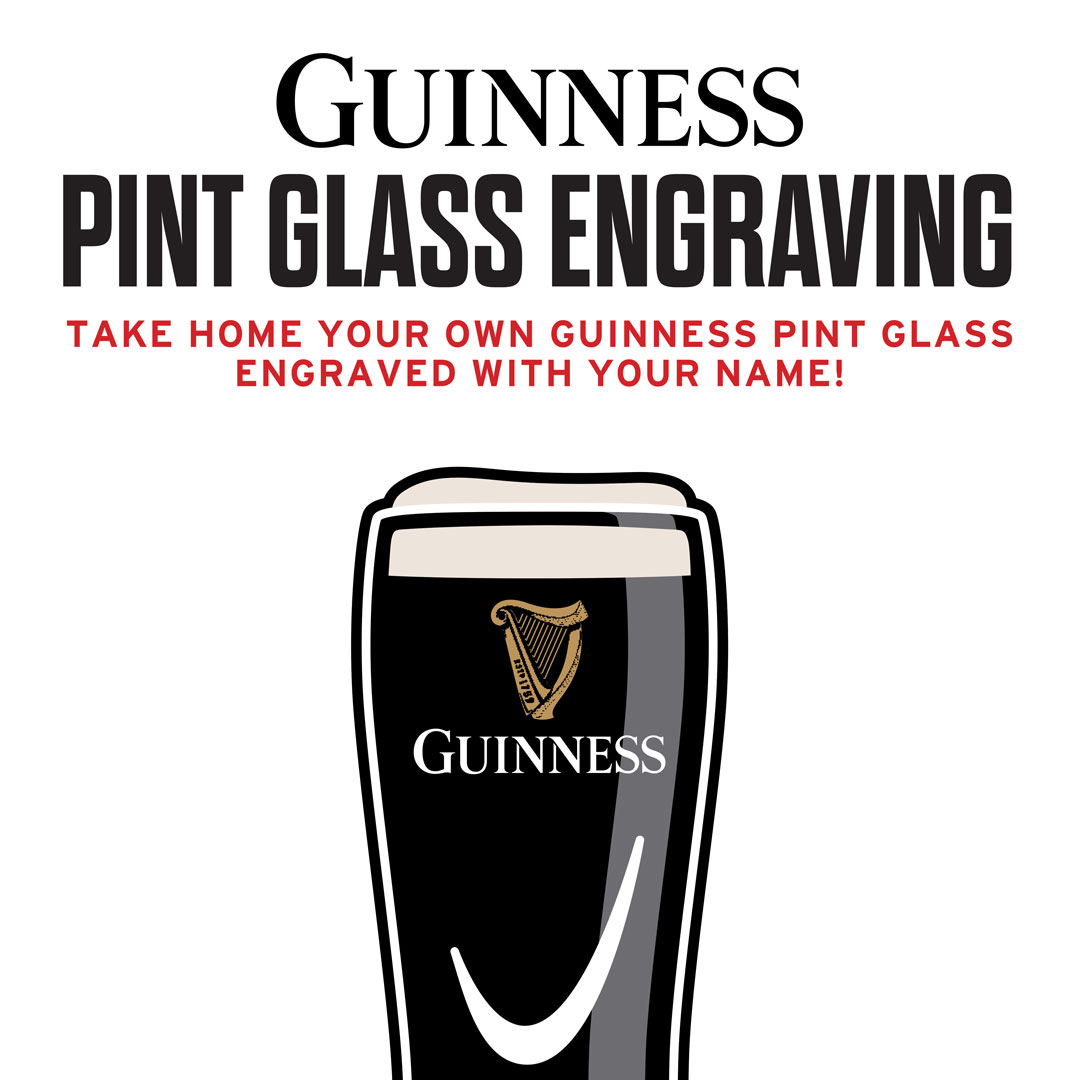 Jewel Osco On Twitter Join Us For Guinness Sampling Free Pint Glass Engraving Events See All Dates Times Locations Here Https T Co 7ohww9z88e Https T Co C7iarv5u0p