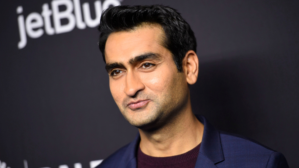 """Kumail Nanjiani will star as a journalist in the political thriller, """"The Independent,"""" which is being shopped around at the Berlin Film Festival"""