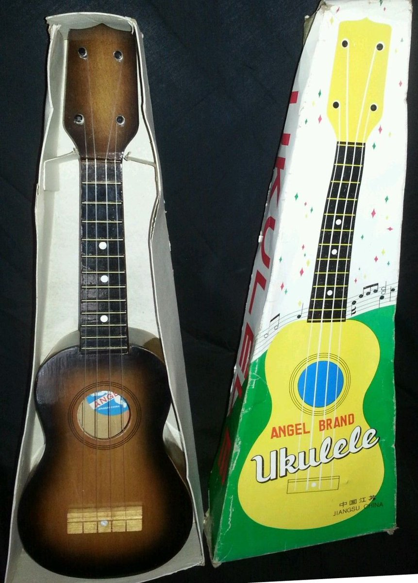 angel chinese Ukulele box