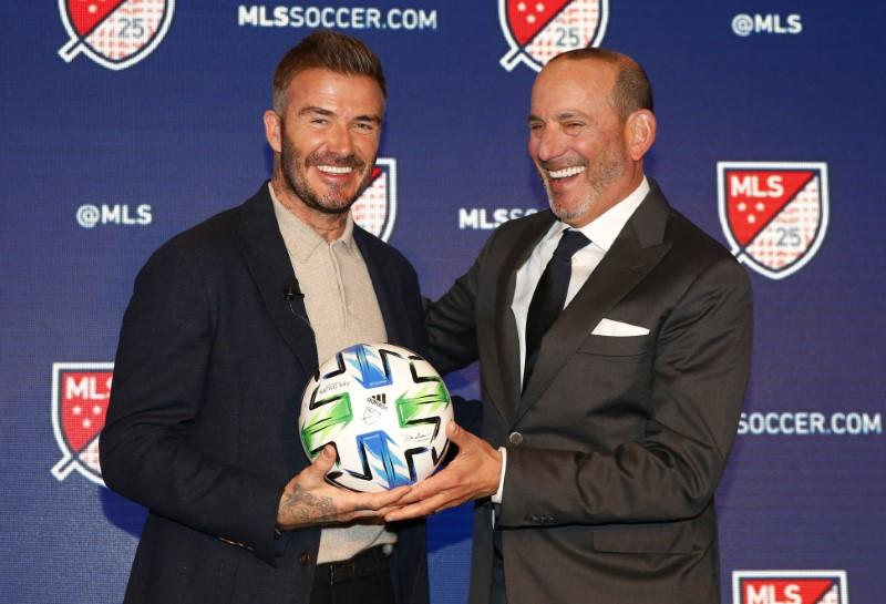 MLS sees itself as world's top league in 25 years