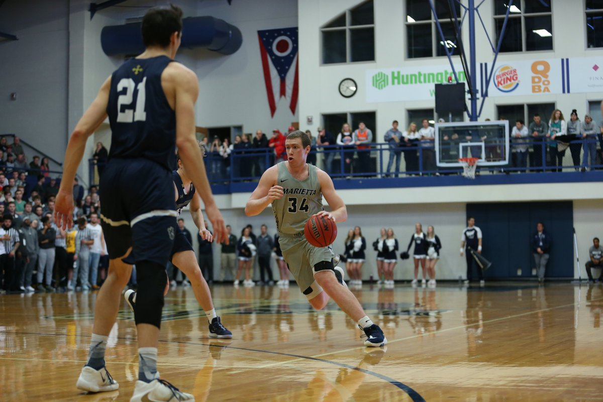 MBB: Congratulations to Caleb Hoyng on being named to the Ohio Athletic Conference Men's Basketball Tournament All-Tournament Team. @MC_Pioneerhoops   #PioNation #BringForthAPioneer #d3hoops https://t.co/0PvPFRT2yK