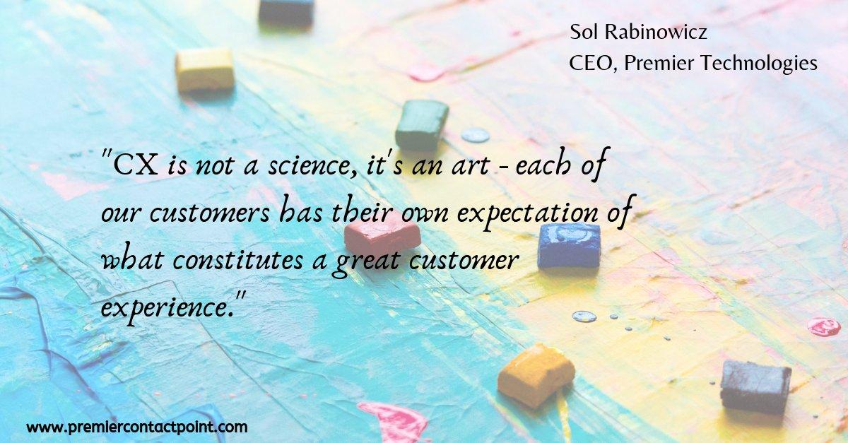 #cx #technology #customerexperience pic.twitter.com/ttXlWJXMrw