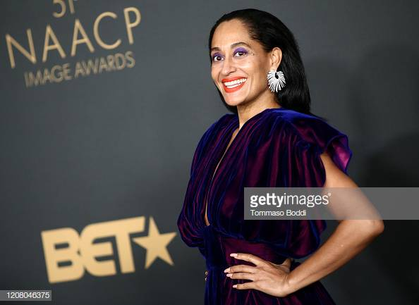 Tracee Ellis Ross of Black-ish attends the 51st NAACP Image Awards, Presented by BET, at Pasadena Civic Auditorium More 📸 #NAACP  👉   #NAACPImageAwards #ImageAwards #BET #TraceeEllisRoss #Blackish