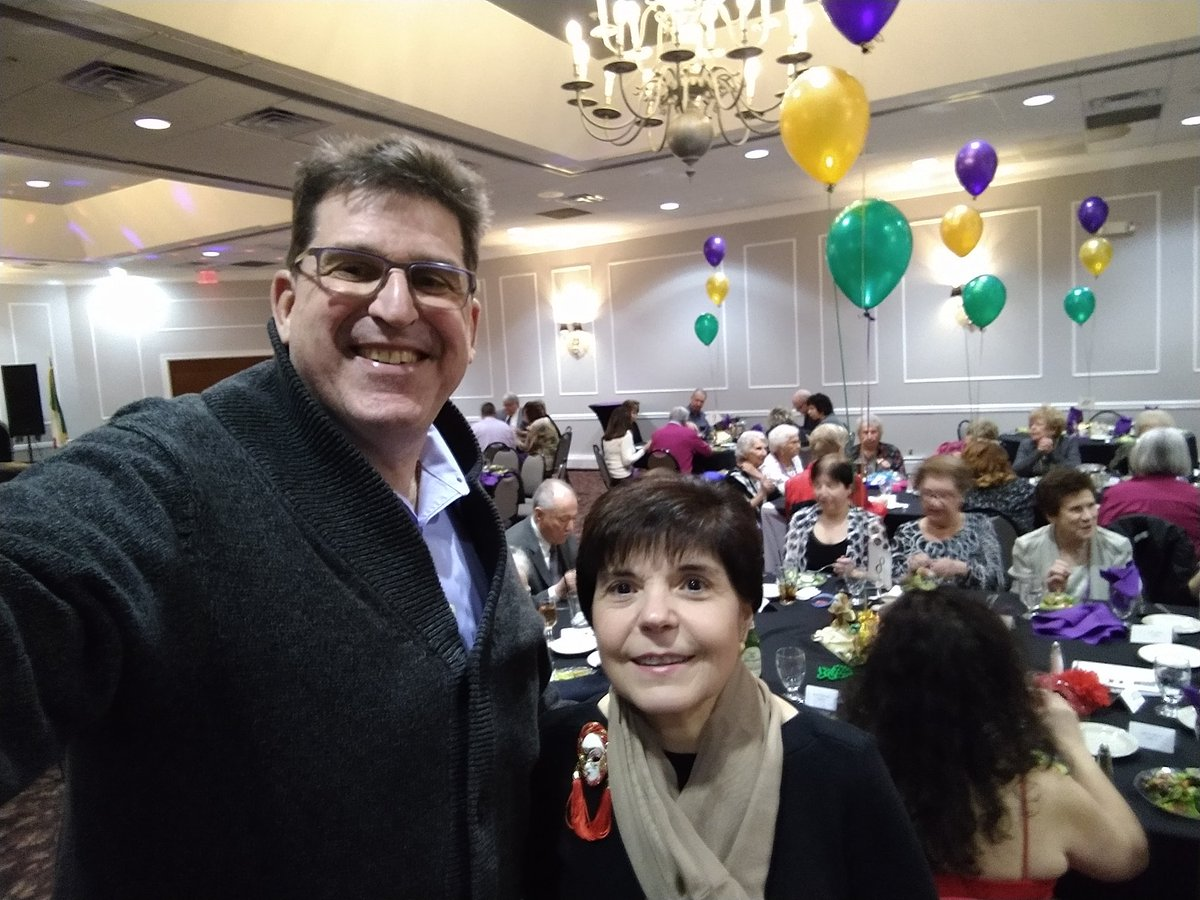Attending Carnivale Celebration with Capitol City Lodge #272 @Sons_of_Italy #MardiGras