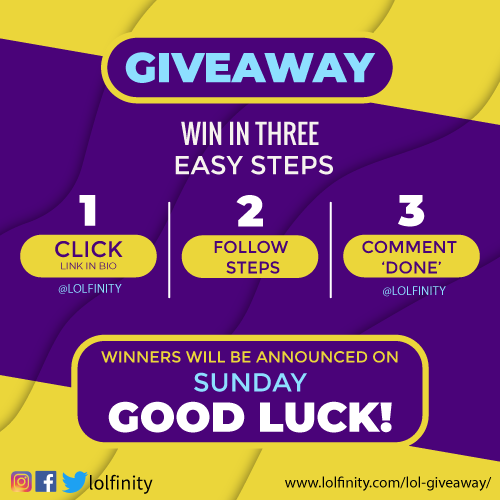 Do you want to Win A #leagueoflegends FREE Unranked Smurf?  Well, we have an opportunity for you in just 3 steps.   Get yours now https://bit.ly/2VeR4Li  #LeagueOfLegend #lolfinity #leagueoflegendshentai #leagueoflegendsfunny pic.twitter.com/RD2E4frzTw