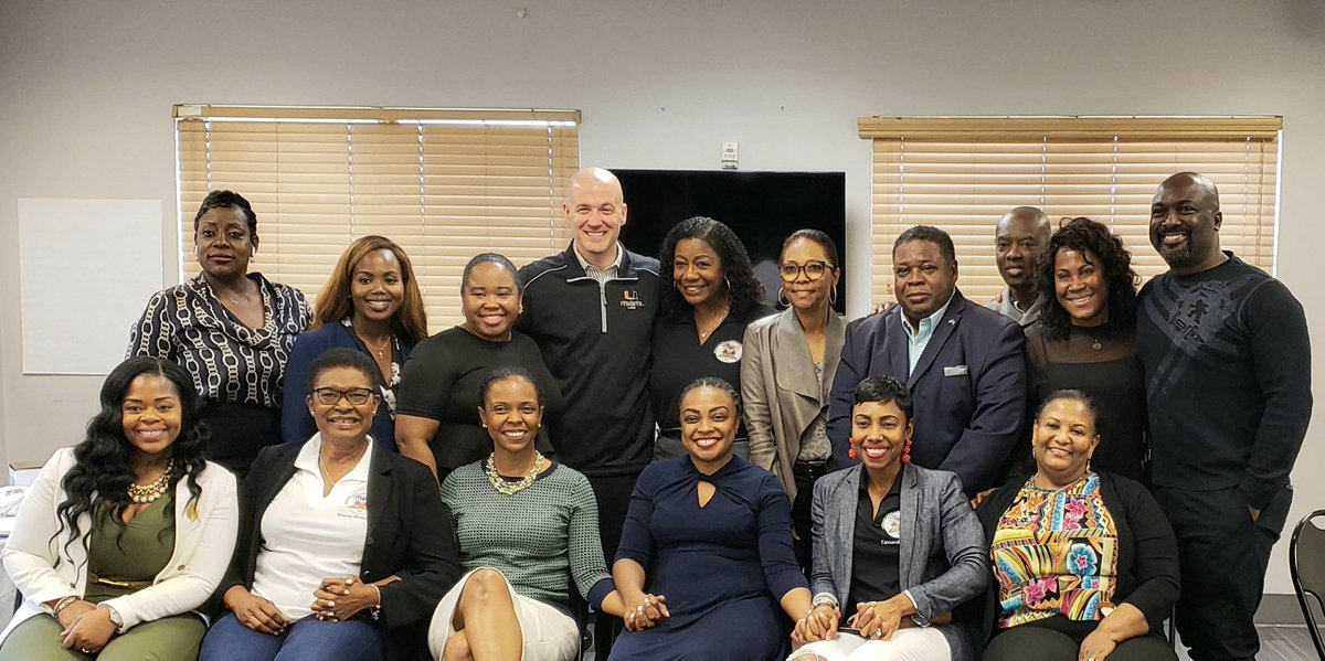 Stopped by to support the Haitian-American #Democratic Caucus of #Florida's 1st retreat, where my sister in service, Karen Andre, did a phenomenal job schooling attendees on some of our community's political history, capital, connections; shared #history with other communities