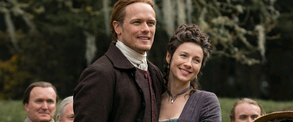 """Take a look at @MCLCloss' review of the OUTLANDER series premiere, """"The Fiery Cross"""""""