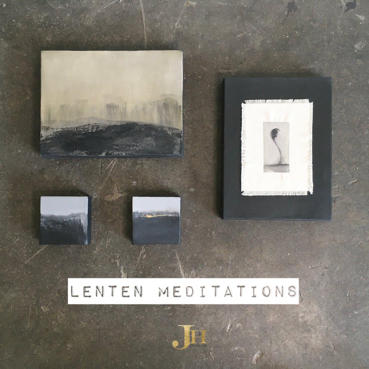 Lenten Meditations  #Lent2020 #abstractart #art #artcollector #originalart #meditation #joyhilleyartpic.twitter.com/jmDo1JhJXv