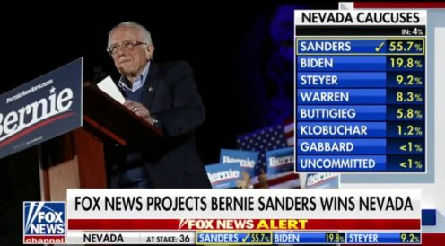 @_terabytes HOW CLOSE ARE WE REALLY TO BEING A FUCKING SOCIALIST NATION ON THE PATH TO CIVIL WAR IN YOUR OPINION AFTER SEEING THESE TYPE OF EARLY NUMBERS? Trump.     Bern 55      -     45 60      -.    40 65.     -.    35  TY IN ADVANCE pic.twitter.com/TSKPQaeskO