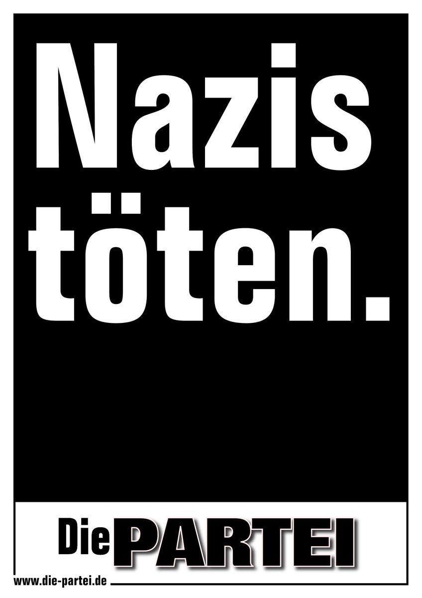 Und nicht vergessen: Nazis töten.  #Fakt #Pforzheim #pf2302pic.twitter.com/aivJfRs8l1