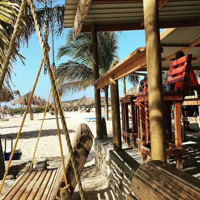 Enjoying a relaxing day in Aruba  #liveyourbestlife #havefun #pilotlife