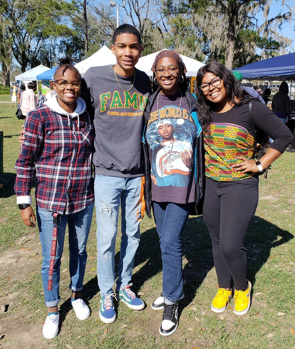 Share your #FAMUharambee moments using the tag. pic.twitter.com/Ev2pKBOkmd