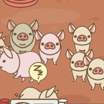 【ようとん場MIX】本格豚育成ゲーム 豚を育てて出荷しよう #ようとん場MIX #yotonmixおはようございます。今朝は旦那のお弁当を作るのに早起きして、いつもの茶色弁当の出来上がり💕💕卵焼き作ったけど、焦げて茶色に磨きがかかり😜ごめんね💦では今日も宜しくです🐽🍀✨