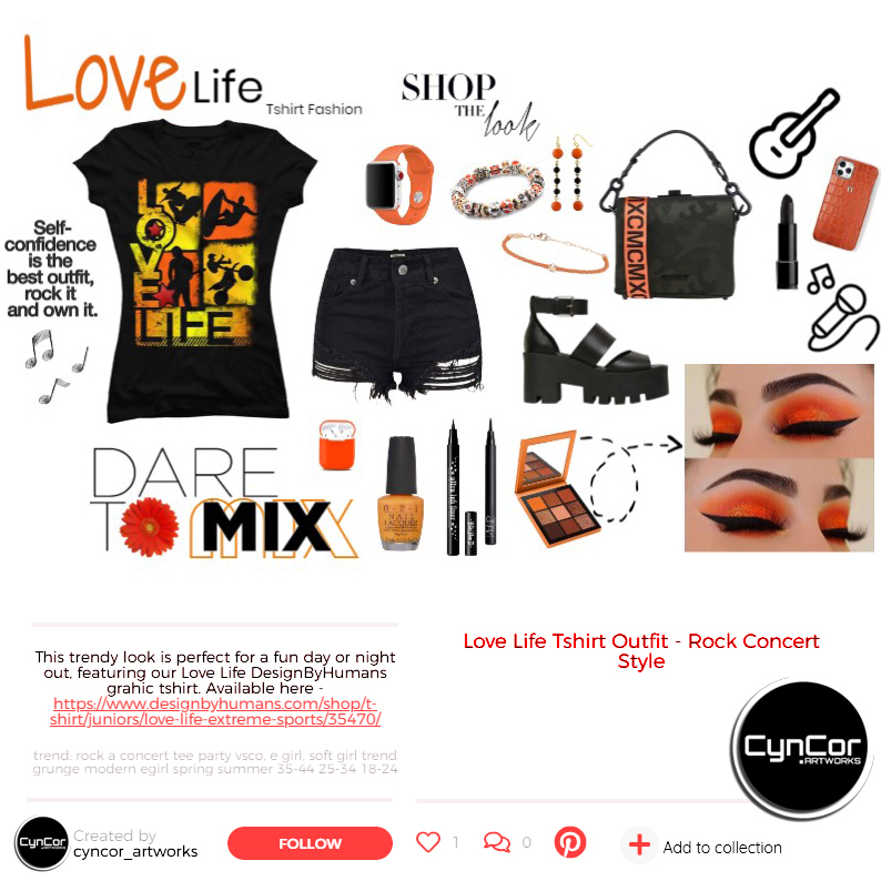 For everyone who misses #polyvore you have to check out @shoplookio  Just finished an outfit featuring our 'Love Life' graphic tee. https://shoplook.io/outfit-preview/1363224….  https://www.designbyhumans.com/shop/t-shirt/juniors/love-life-extreme-sports/35470/…  #outfit #shoplook #cyncor_atworks #Fashion #Style #ootd #InstaFashion #fashionblog  #shoplookiopic.twitter.com/UEGn4EqI6h