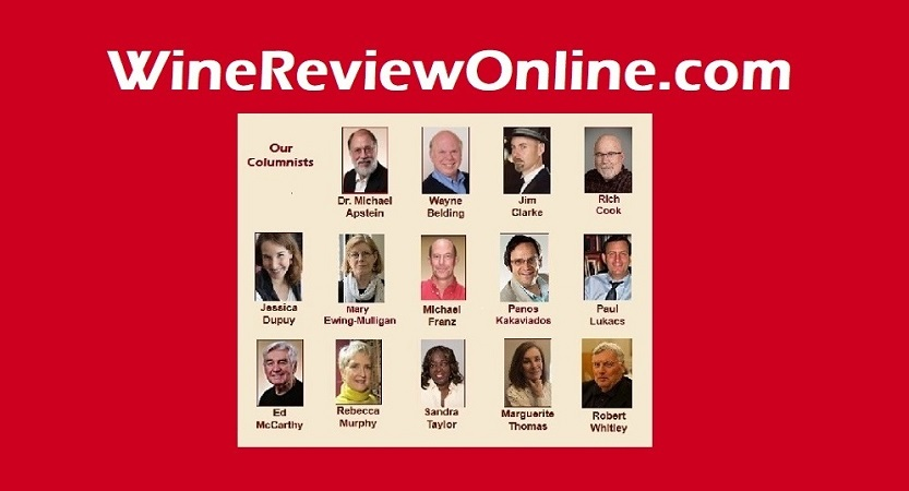 offers reviews and articles by #wine writers with a range of tastes and experiences.  If you'd like to connect with them on @Twitter you can find names of those who tweet at