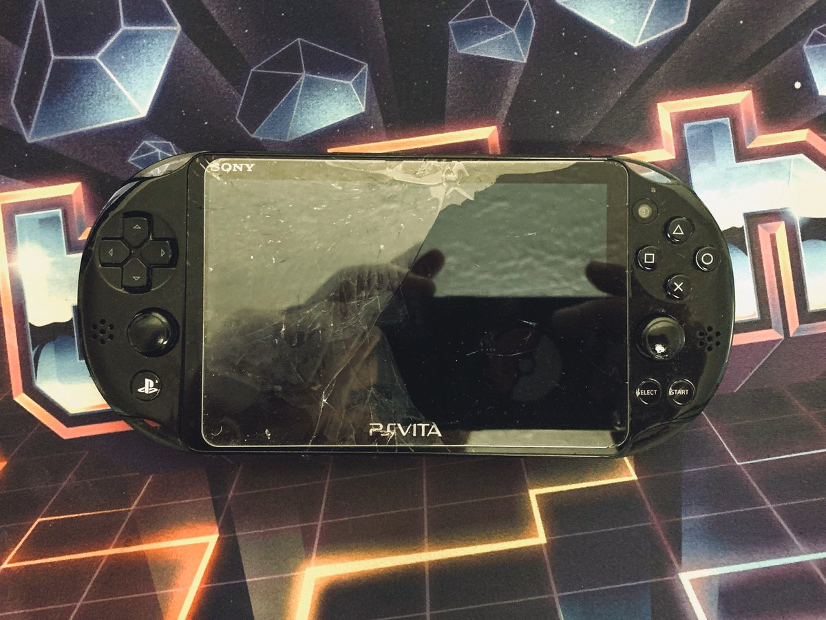 She seen better days but happy 8th Birthday to my queen  #VitaIsland #PSVita<br>http://pic.twitter.com/DVfTpD2n0a