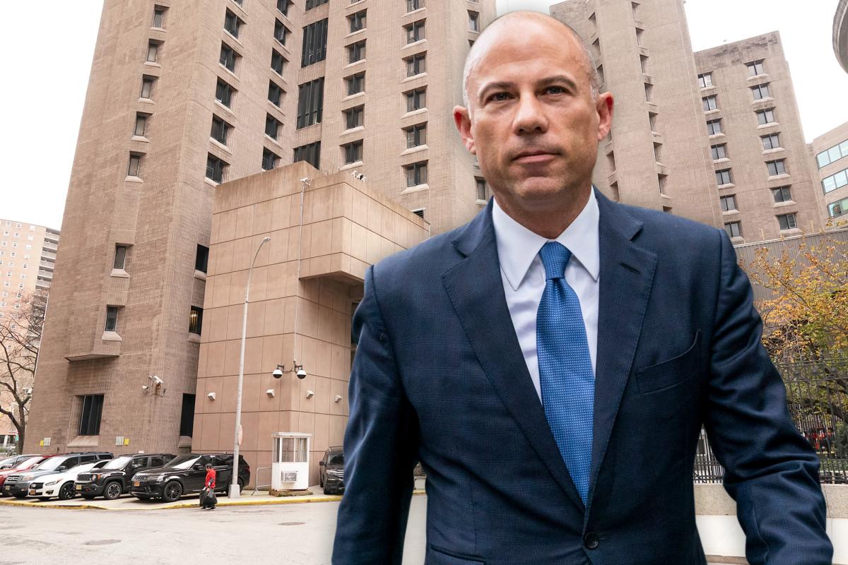 Michael Avenatti moved to different jail after hitting 'breaking point' https://trib.al/alwNUeK