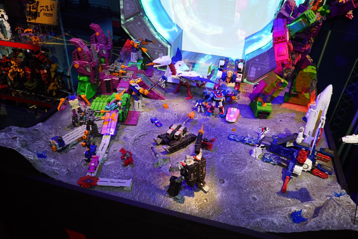 """TFW2005 on Twitter: """"New York Toy Fair 2020 – Transformers War For Cybertron: Earthrise Images https://t.co/HPR5feKzOY… """""""