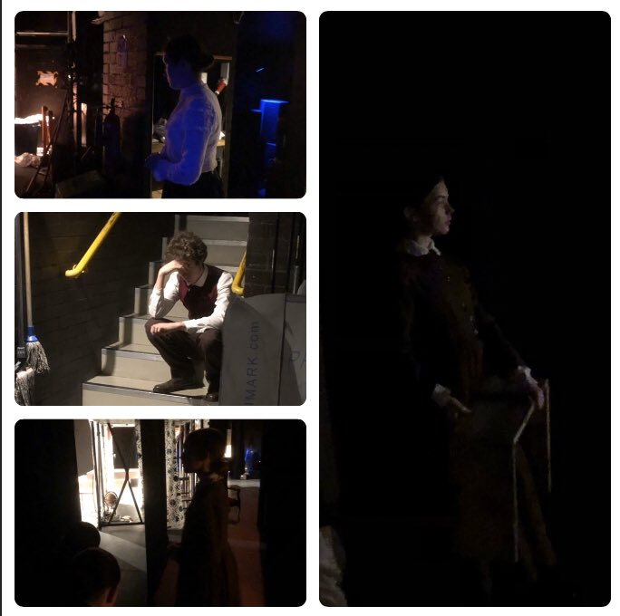 Waiting in the wings #JaneEyre #Winter2020 pic.twitter.com/wexj3Yrt8g