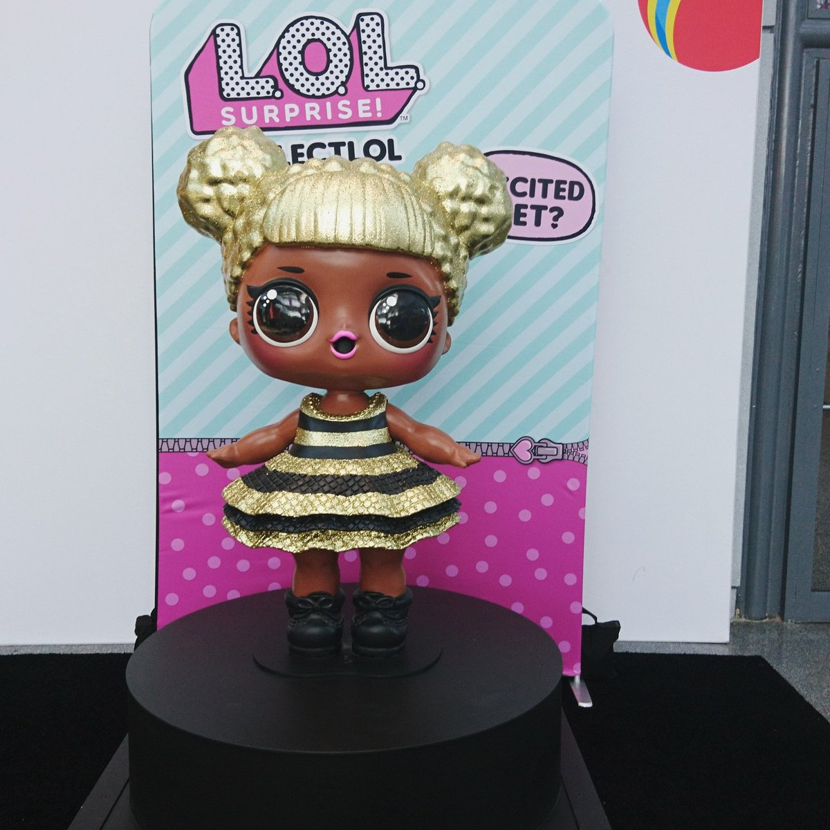 Toy of the Year ist @LOLSurpriseDoll - congrats! #tfny #TFNY2020pic.twitter.com/XG5y2MIsCC