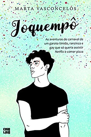 "@manugavassi 14 -  ""Joquempô"", de Marta Vasconcelos.  ⭐⭐⭐"