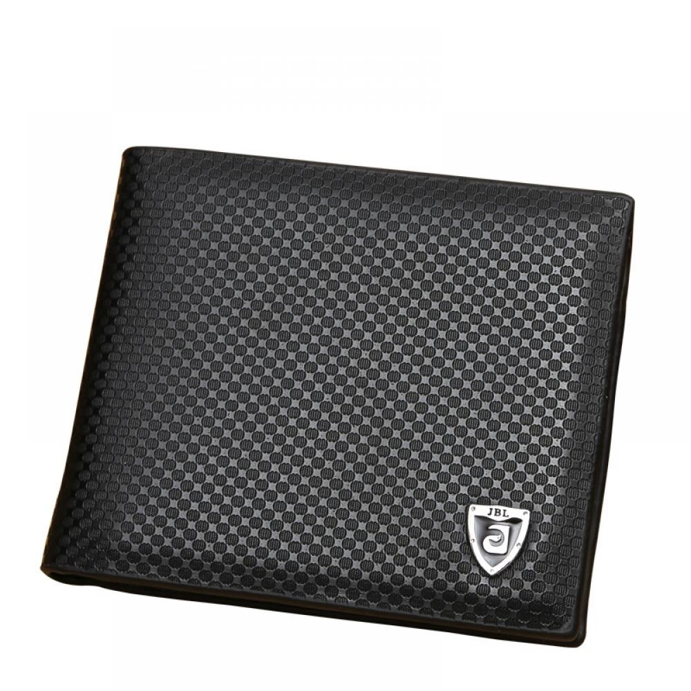 #girl #follow Luxury Dotted Men's Wallet