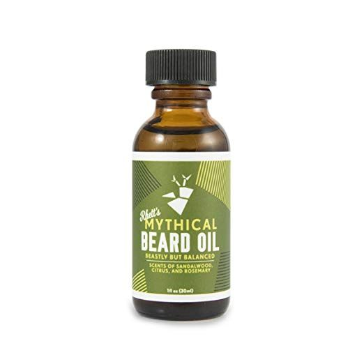 Rhett's Beard Oil - All Natural - Scent of Sandalwood, Citrus, and Rosemary -   Created by YouTube Celebrities Rhett and Link from Good Mythical Morning https://buff.ly/39YmMAy via @amazon #beardoil #beardgrowth #beardcare #grooming #facialhair #skincare #beardgroomingpic.twitter.com/5CxdcqChpb