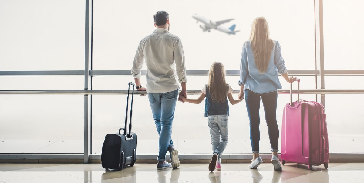 Here are some things you can do to have a more enjoyable trip with your kids. #travel #parenting