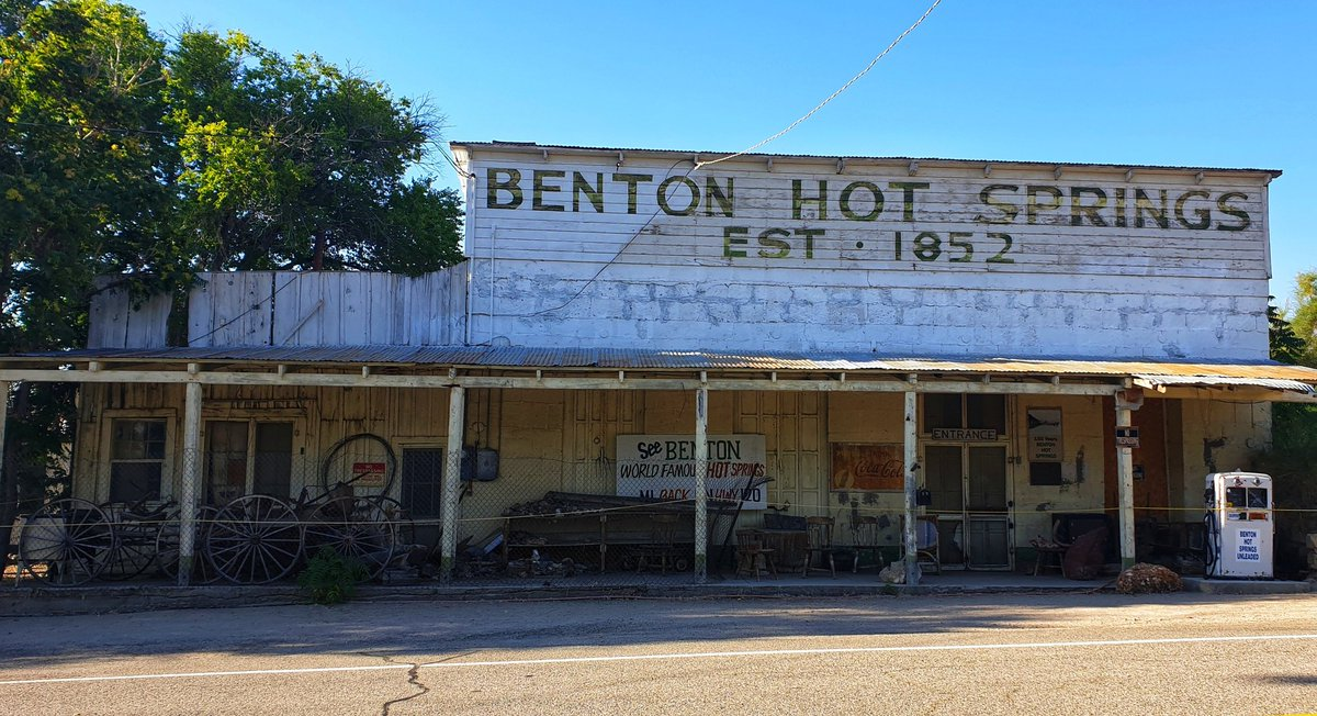 Ghost town #benton #Nevada #usa #travel #morningbeautiful #endlessroaming